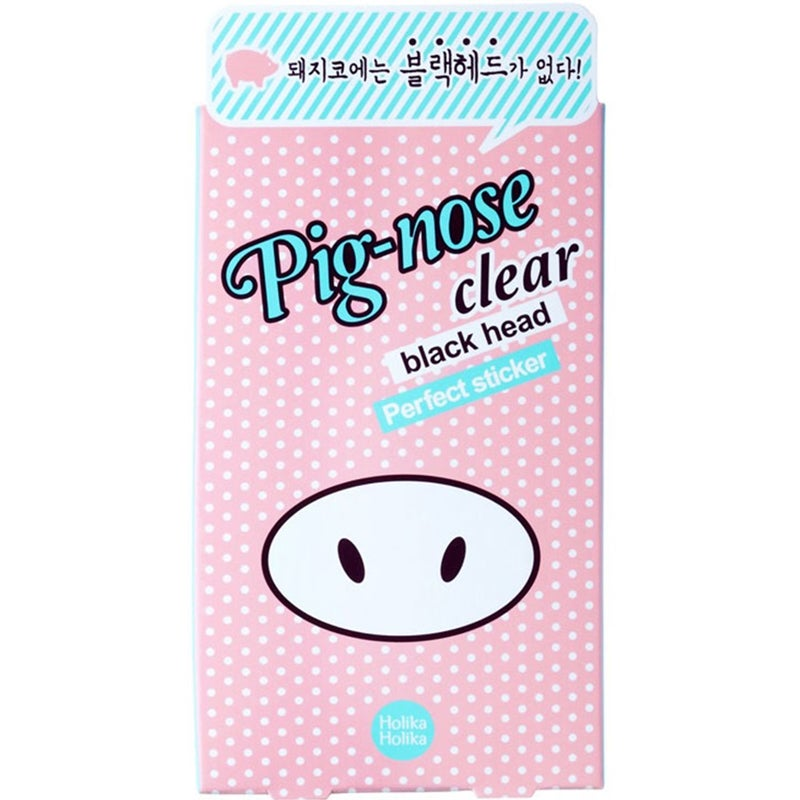 Holika Holika Pig Nose Clear Blackhead Perfect Sticker