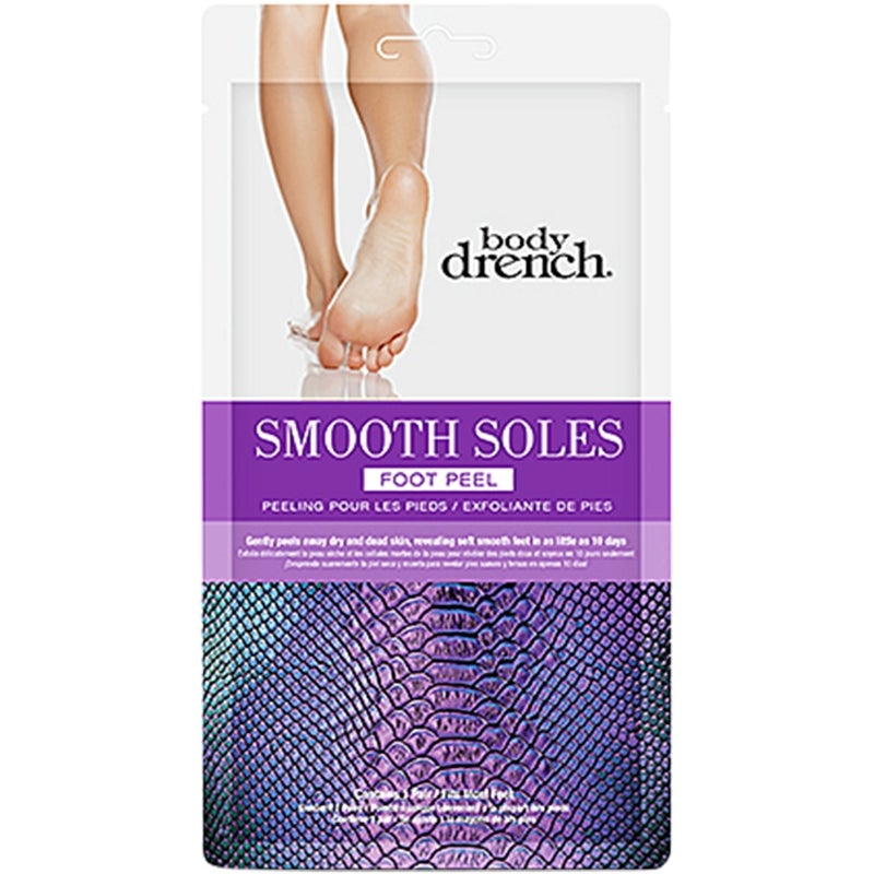 Body Drench Smooth Soles Foot Peel