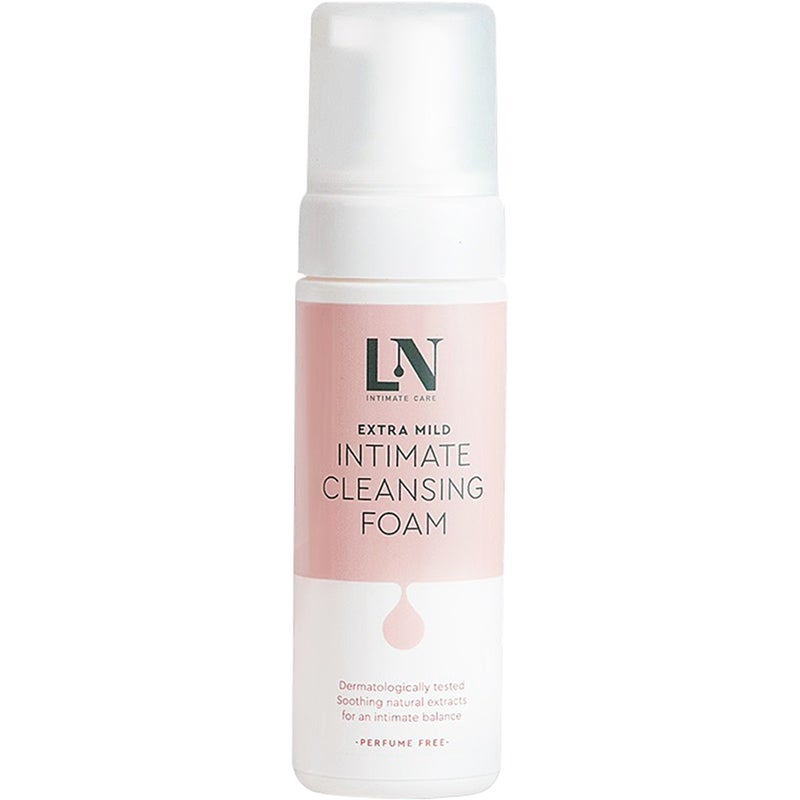 Ellen LN Intimate Cleansing Foam Salvia