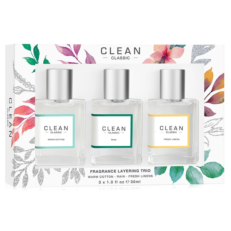Clean 3-Pack Layering Gift Set