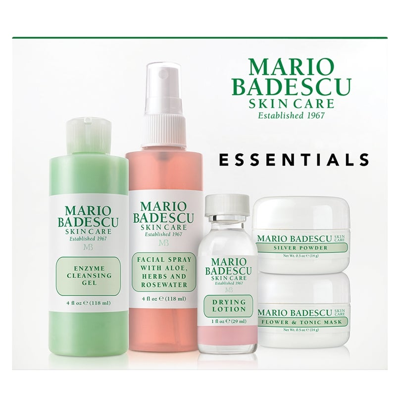 Mario Badescu #1 Essentials Kit
