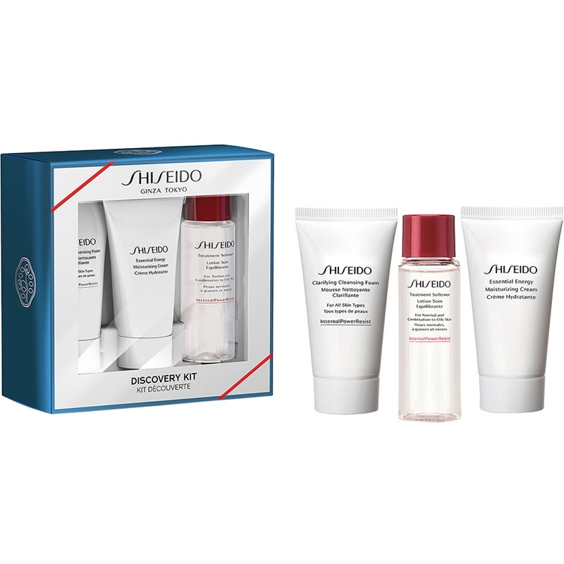 Shiseido Essential Energy Set