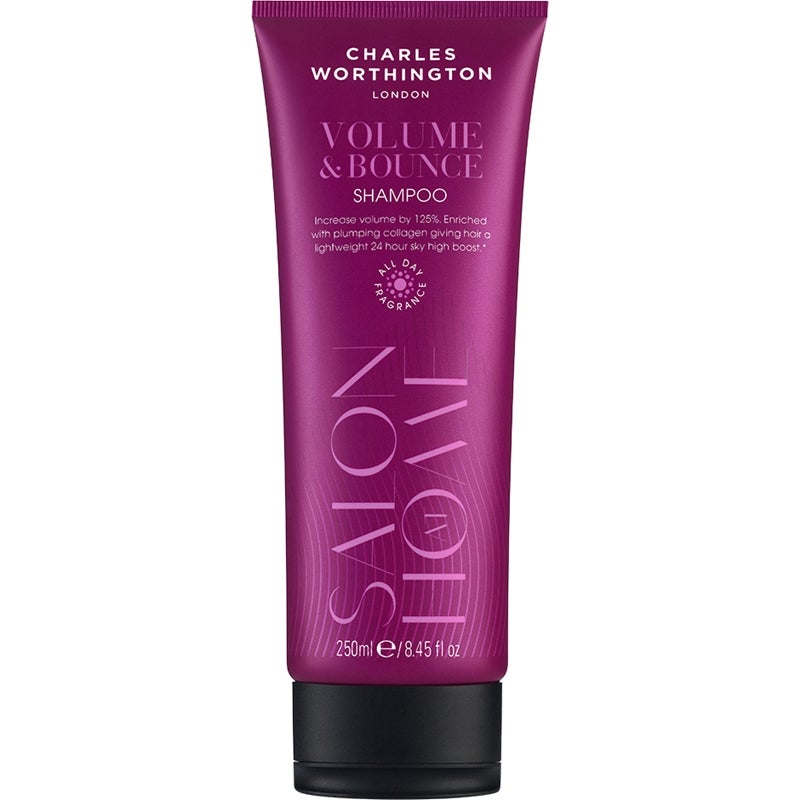 Charles Worthington Volume & Bounce Shampoo