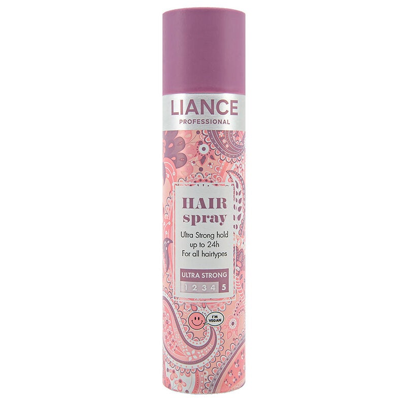 Liance Hairspray Ultra Strong