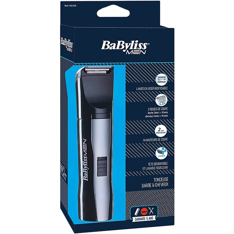 Babyliss Hair & Beard Trimmer H235E