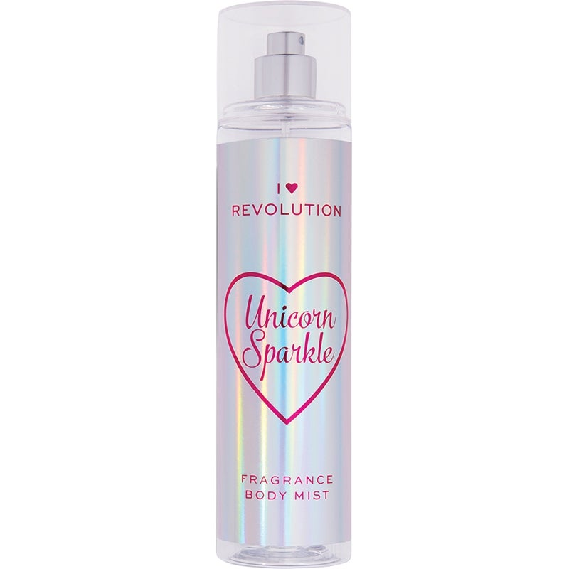 Makeup Revolution I Heart Revolution Unicorn Sparkle Body Mist