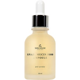 The Skin House Snail Mucin 5000 Ampoule