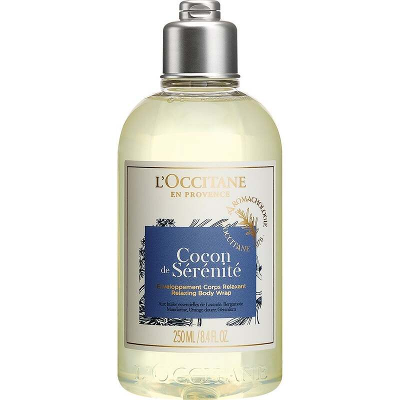 L'Occitane Aroma Relaxing Body Wrap