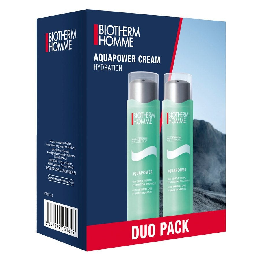 Biotherm Aquapower Duo Set 2019