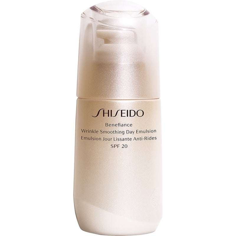 Shiseido Benefiance Wrinkle Smoothing Day Emulsion