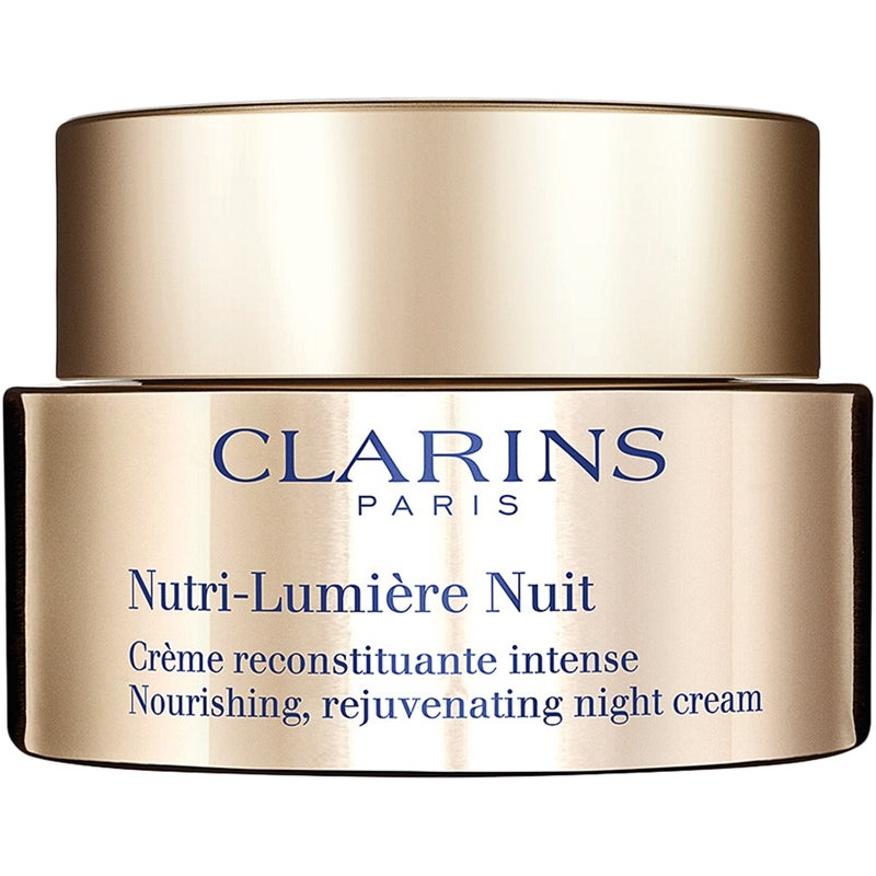 Clarins Nutri-Lumiere Nuit Nourishing Rejuvenating Night Cream