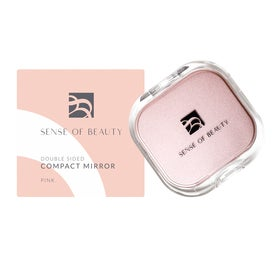 Sense Of Beauty Double Sided Compact Mirror