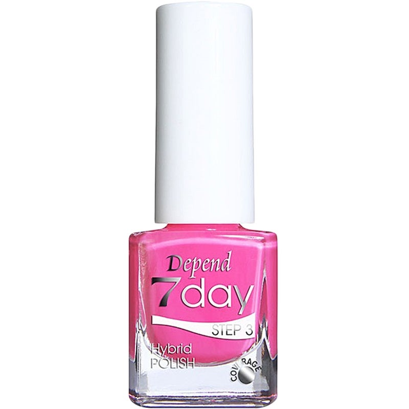 Depend 7 Day Hybrid Polish