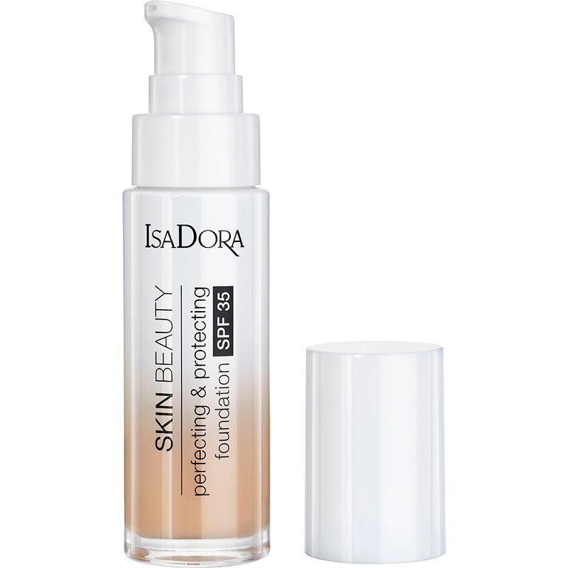 IsaDora Skin Beauty Perfecting & Protecting Foundation SPF35