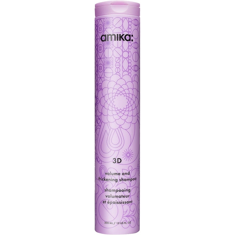 Amika 3D Volumizing and Thickening Shampoo