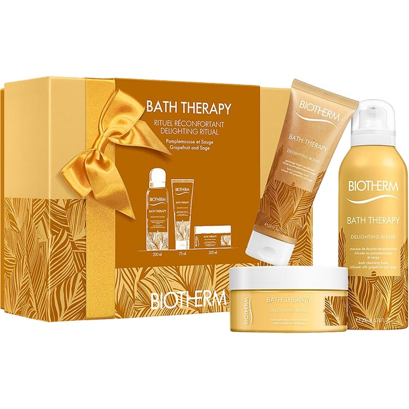 Biotherm Bath Therapy Delighting Blend Large Set