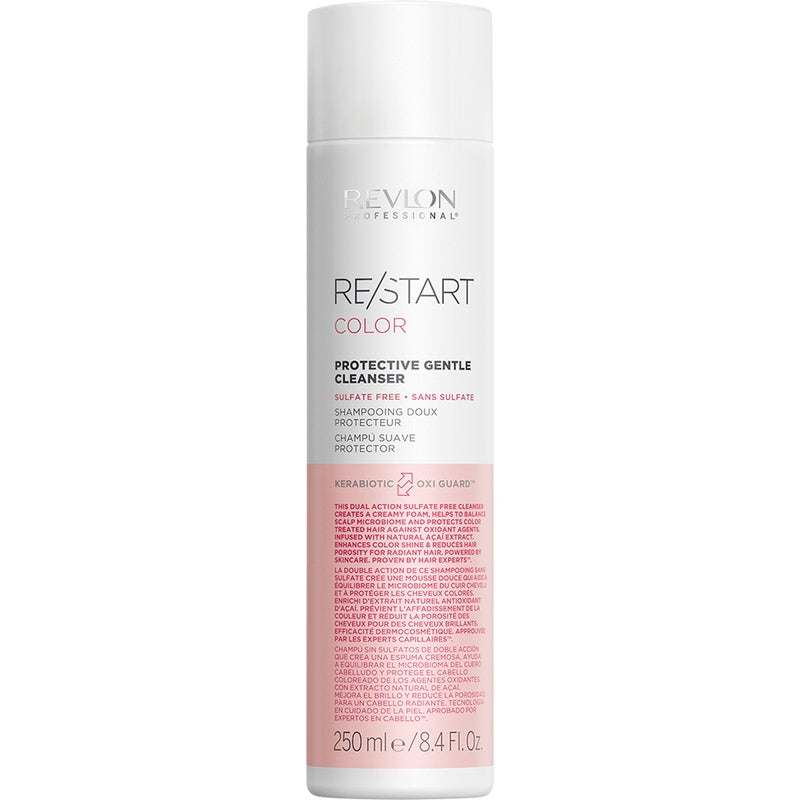 Revlon Professional Restart Color Protective Gentle Cleanser