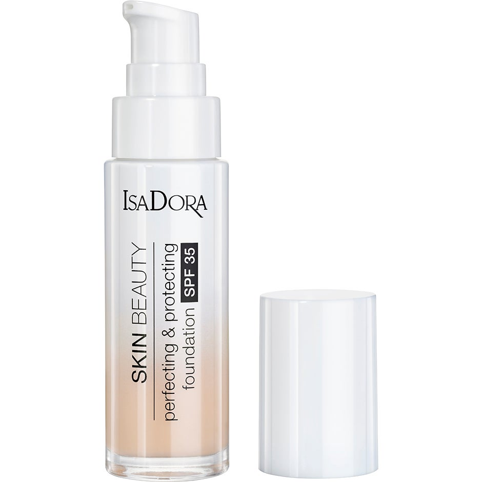 Skin Beauty Perfecting & Protecting Foundation SPF35, 30 ml IsaDora Meikkivoiteet