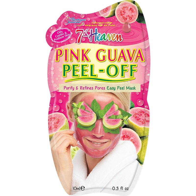 Pink Guava Peel Off Mask