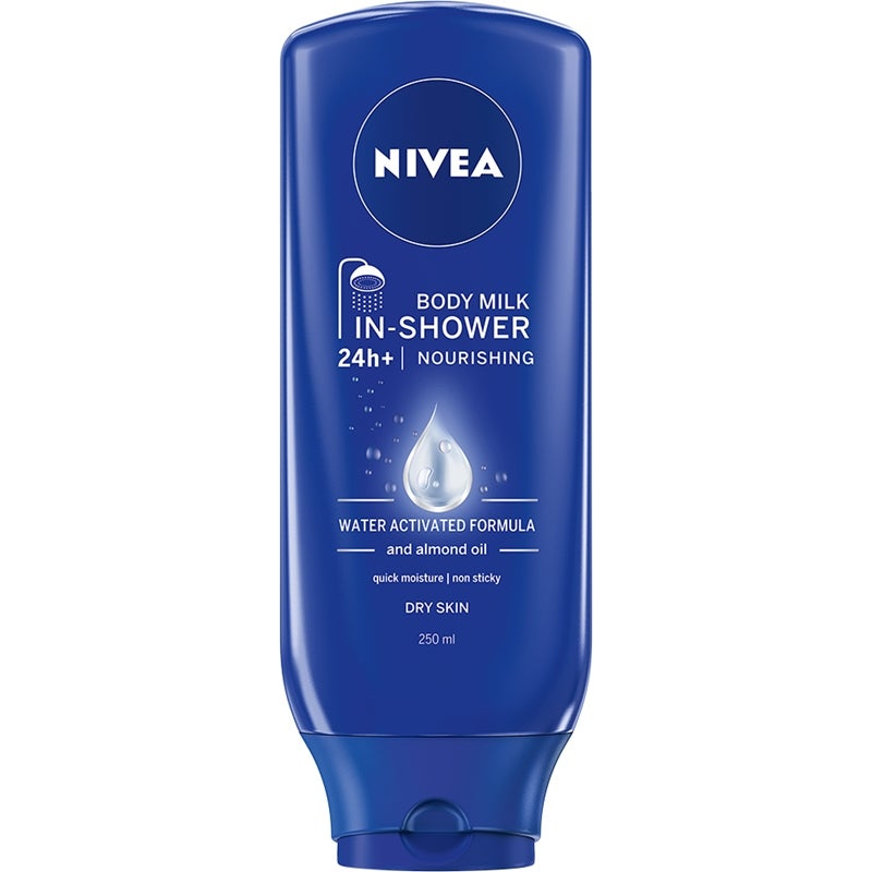 Nivea In-Shower Body Milk
