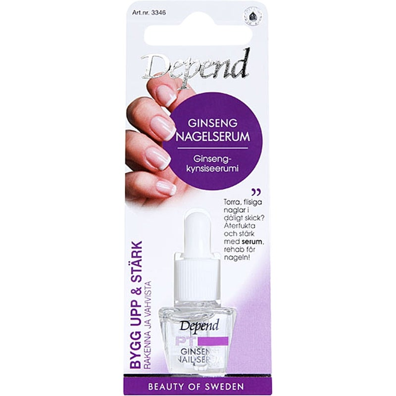 Depend Ginseng Nail Serum