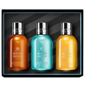 Molton Brown JLP Woody & Citrus Collection