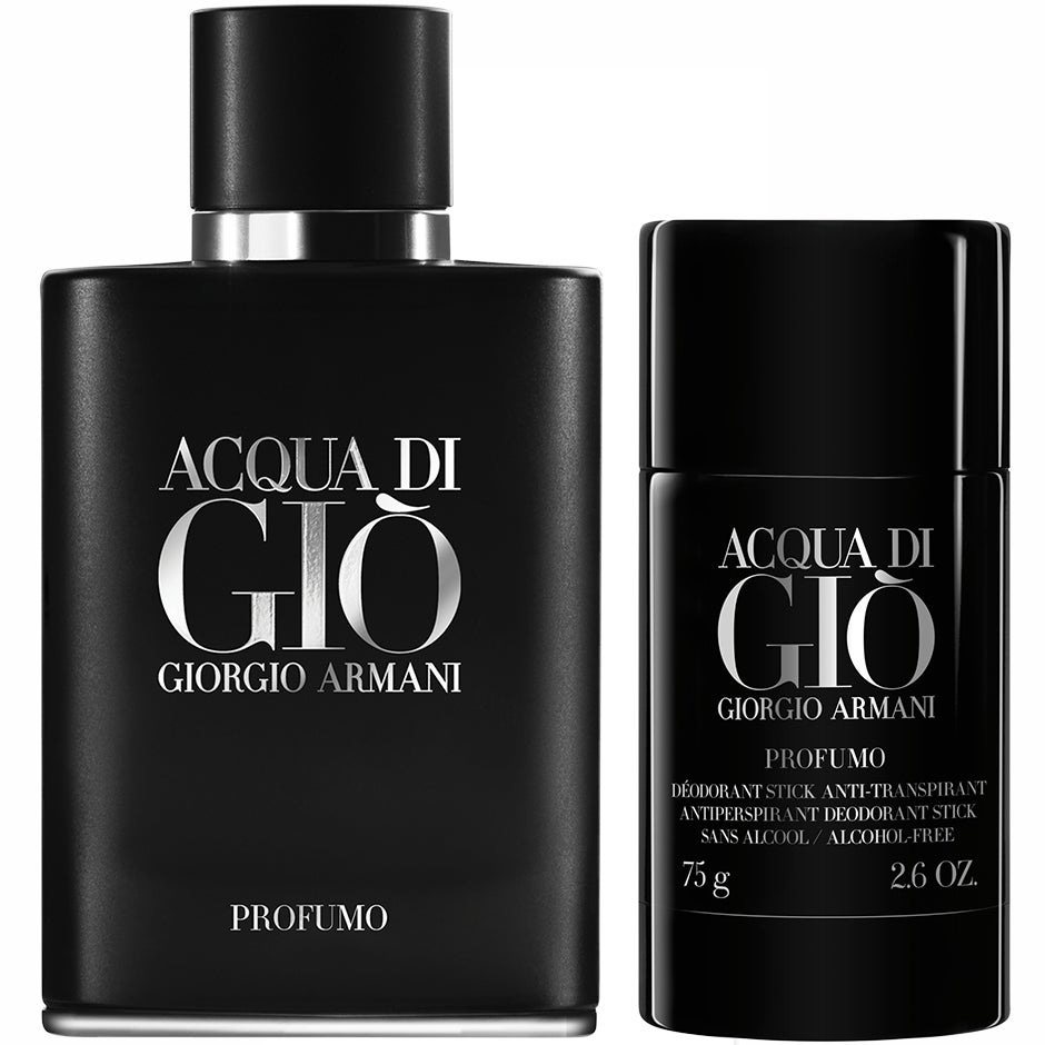 Acqua Di Gio Profumo, EdP 75 ml, Deostick 75 ml Giorgio Armani Miesten