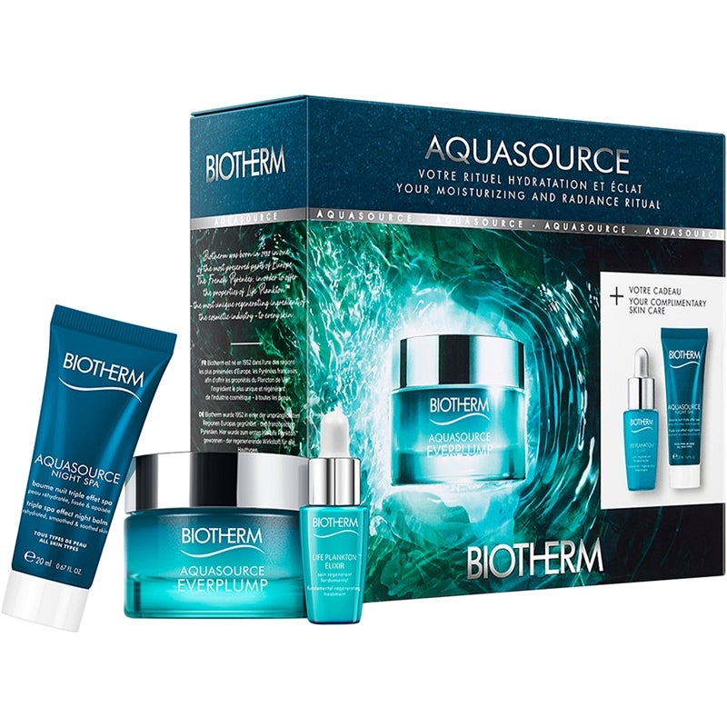 Aquasource Everplump Set
