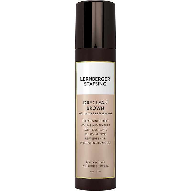 Dryclean Dry Shampoo (Brown)