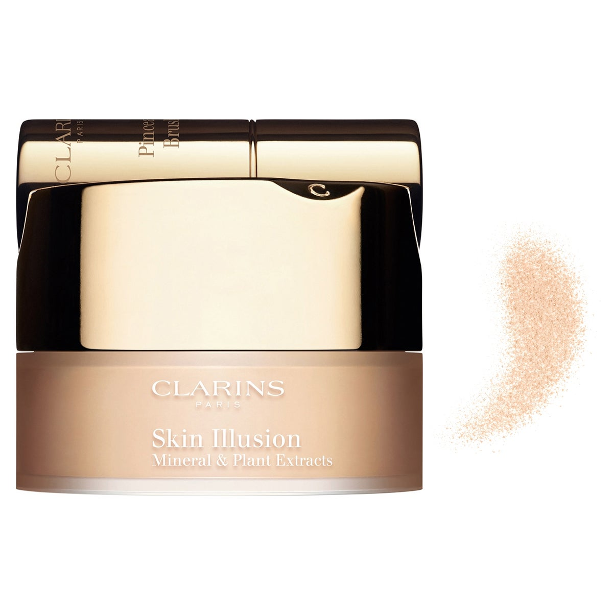 Clarins Skin Illusion Loose Powder