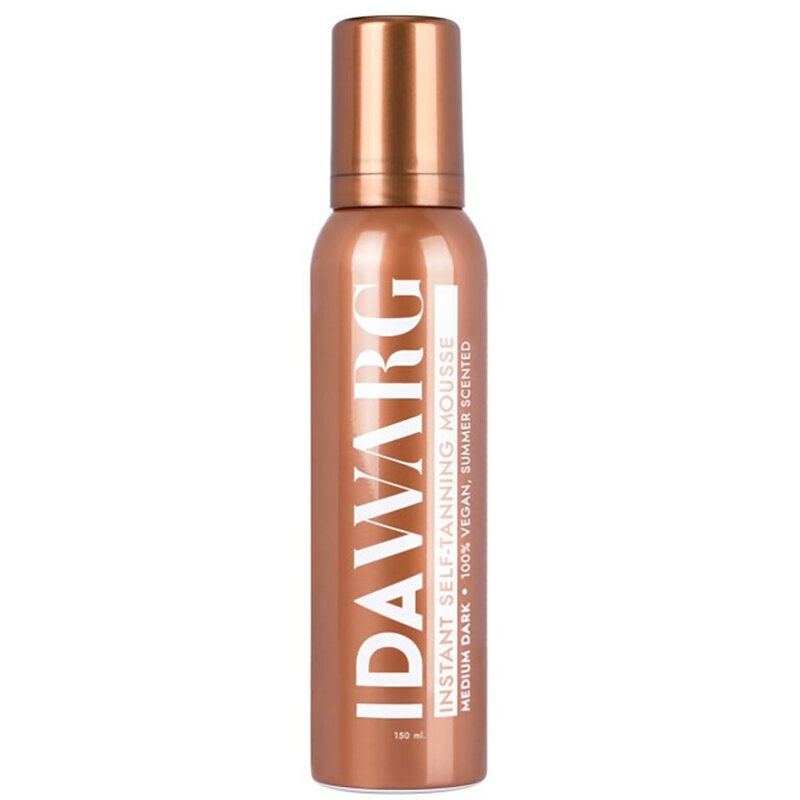Instant Self-Tanning Mousse Medium Dark