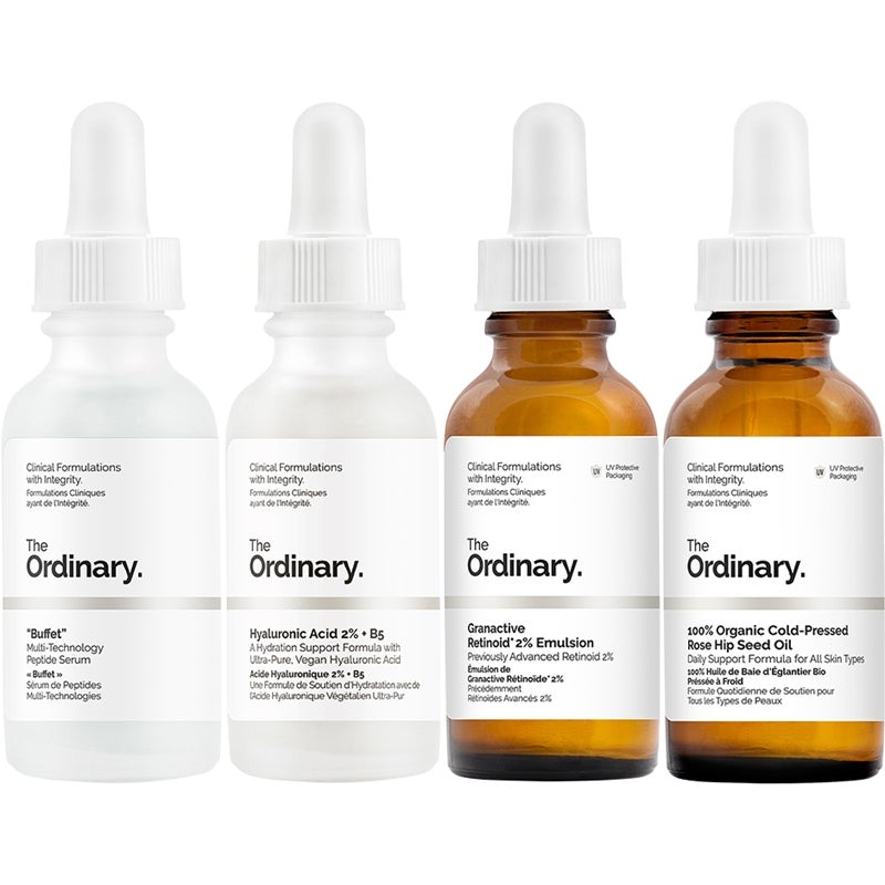 The Ordinary First Signs Of Aging