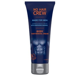 No Hair Crew Body Hair Removal Cream