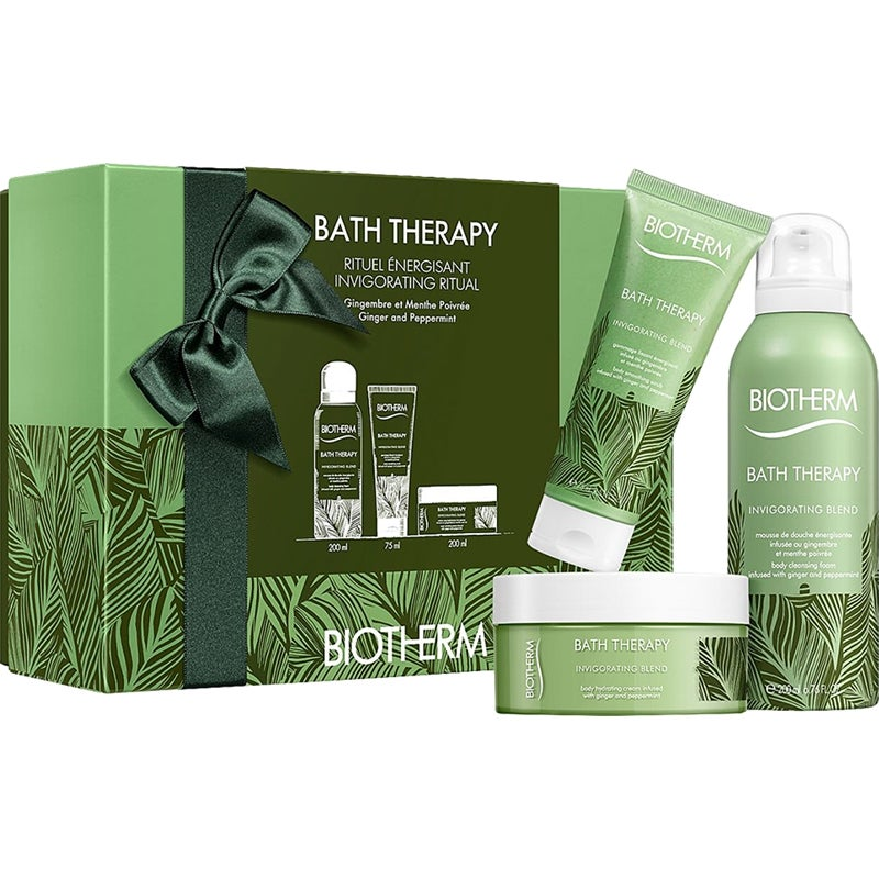 Biotherm Bath Therapy Invigorating Blend Large Set