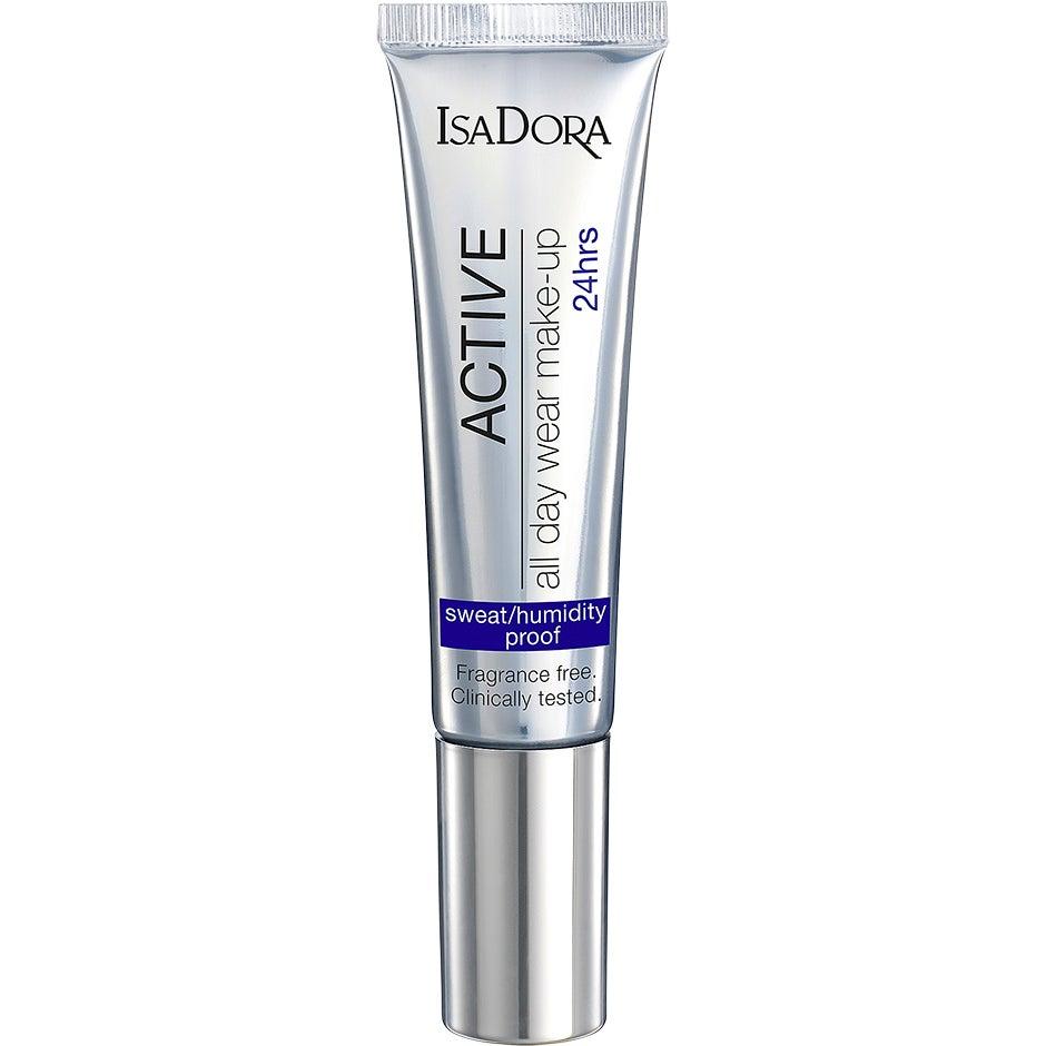 IsaDora Active All Day Wear Make-Up, 35 ml IsaDora Meikkivoiteet