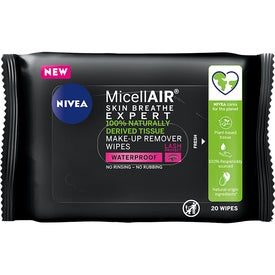 Nivea MicellAIR Expert Make-up Remover Wipes
