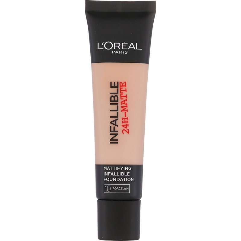 L'Oréal Paris Infallible Matte 24H Foundation