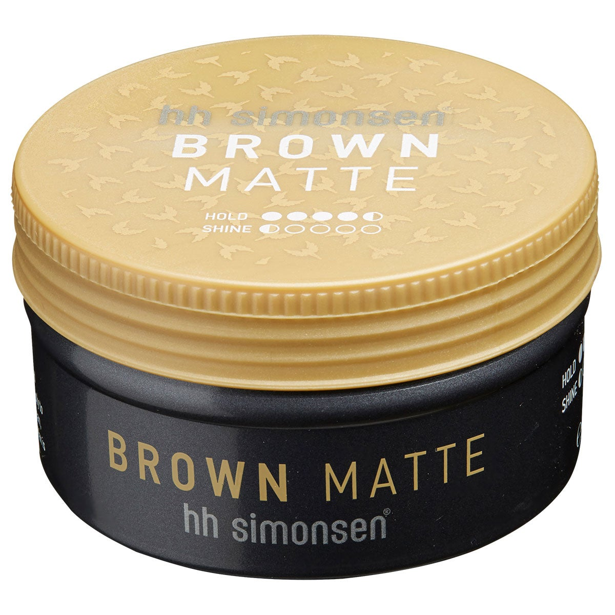 HH Simonsen Brown/Matte Wax
