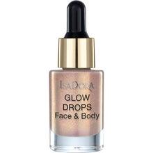 IsaDora Glow Drops Face & Body Golden Edition