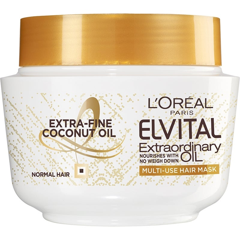 L'Oréal Paris Elvital Extraordinary Oil Coconut Multi-use hair Mask