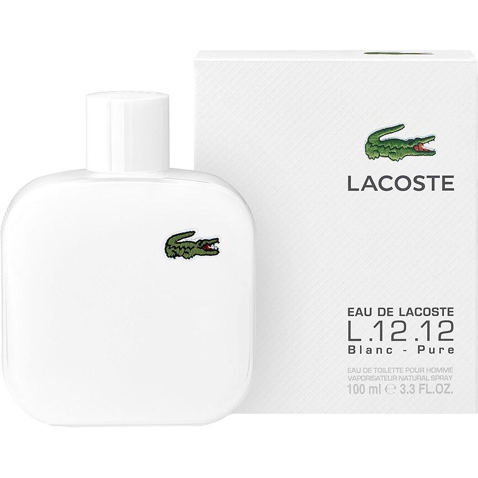 Eau De Lacoste Blanc EdT 100ml Lacoste Hajuvedet