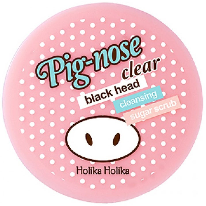 Pig Nose Clear Blackhead Cleansing Sugar Scrub