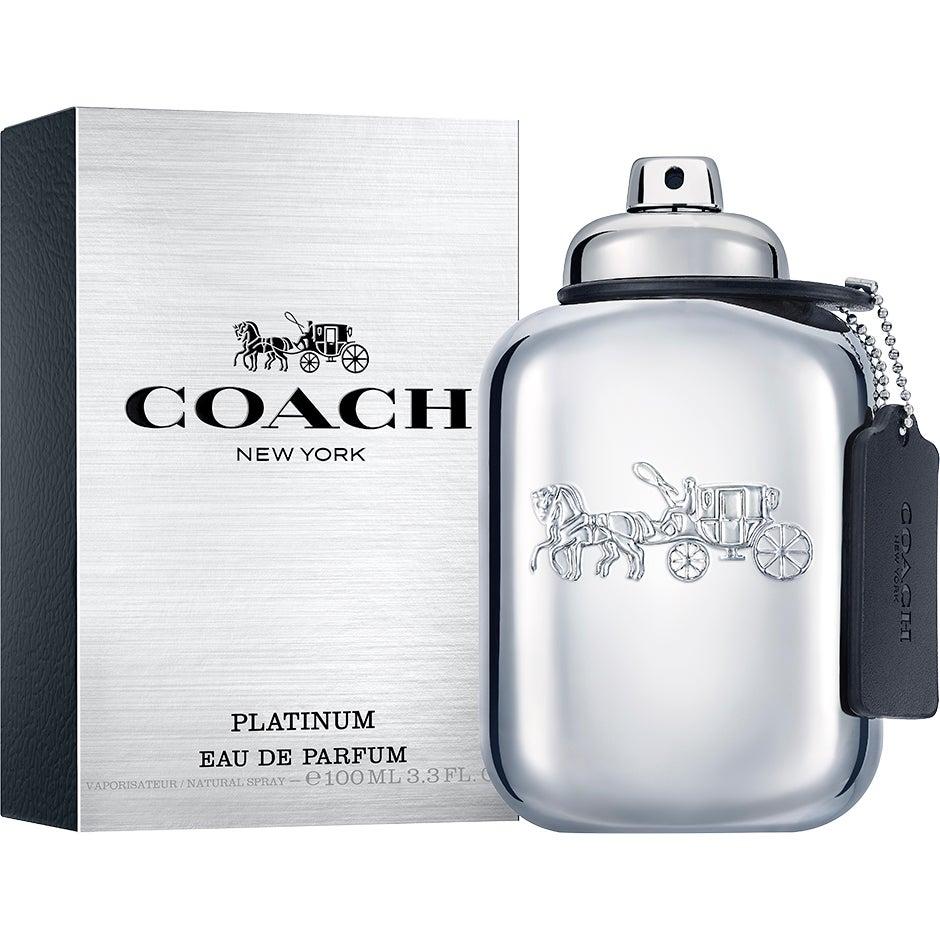 Platinum Man COACH Hajuvedet