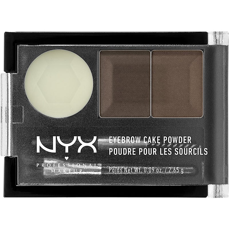 Eyebrow Cake Powder