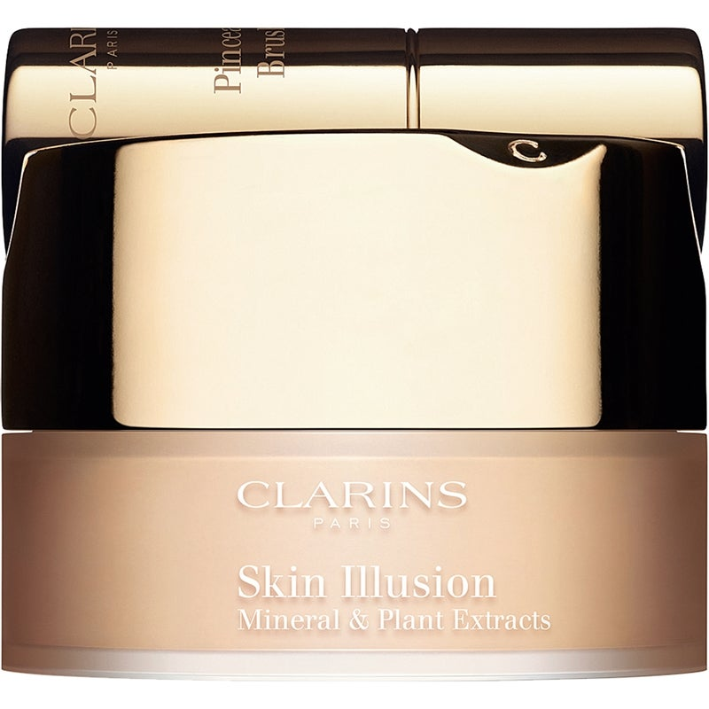 Skin Illusion Loose Powder Foundation