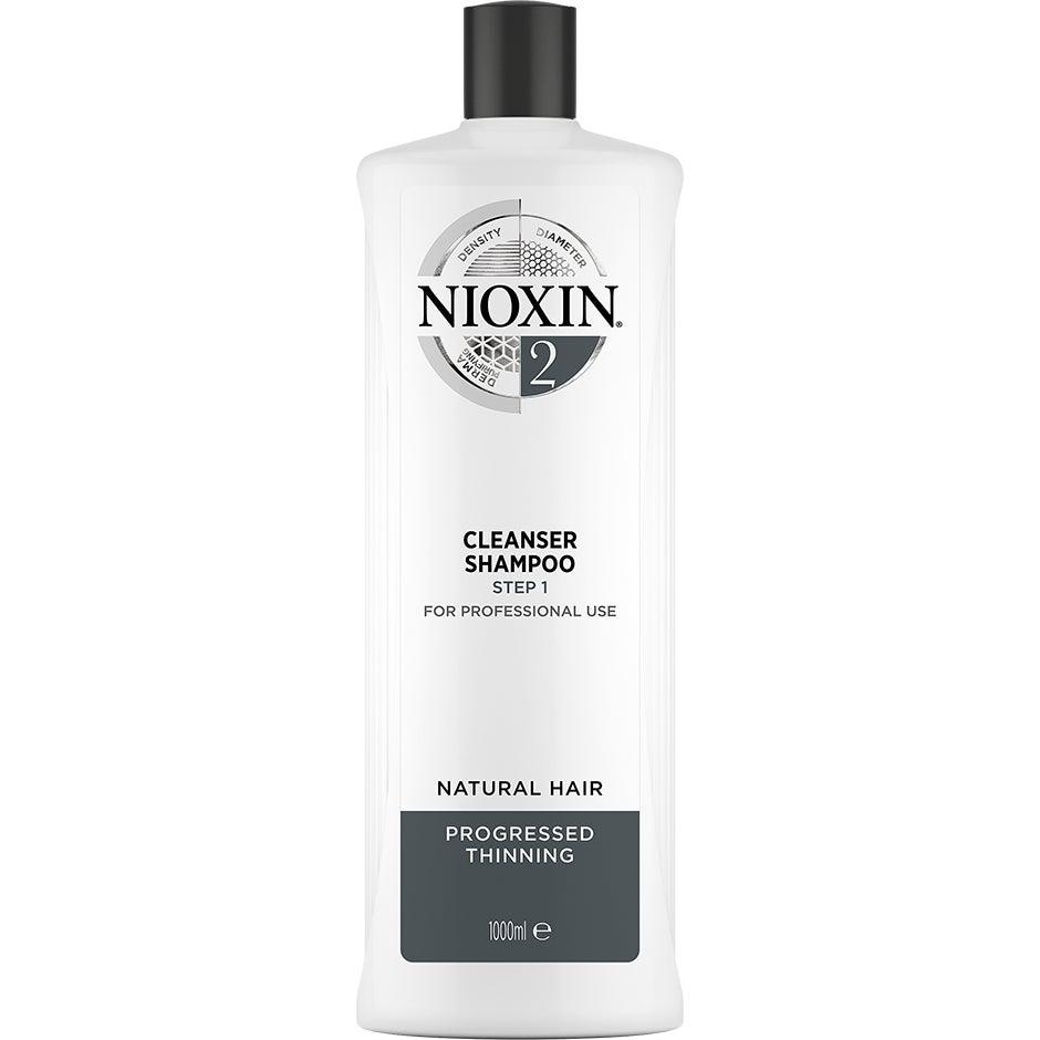 System 2 Cleanser Nioxin Shampoo