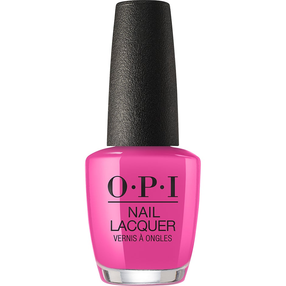 Nail Lacquer, No Turning Back From Pink Street 15 ml OPI Kynsilakat