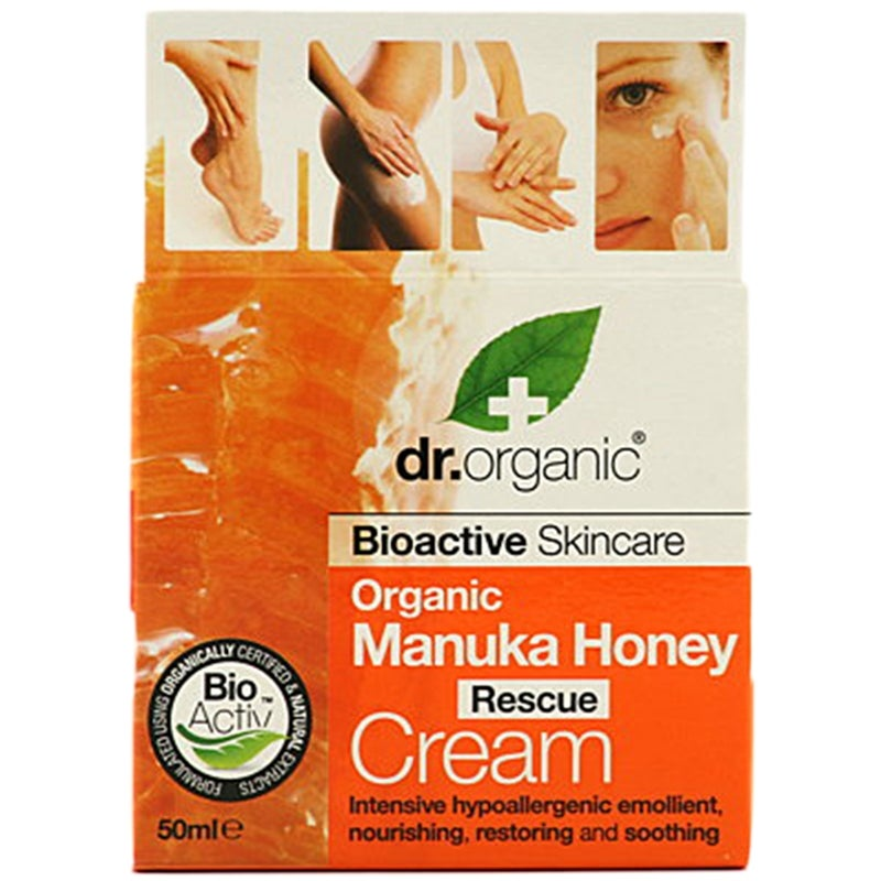 Dr Organic Manuka Honey