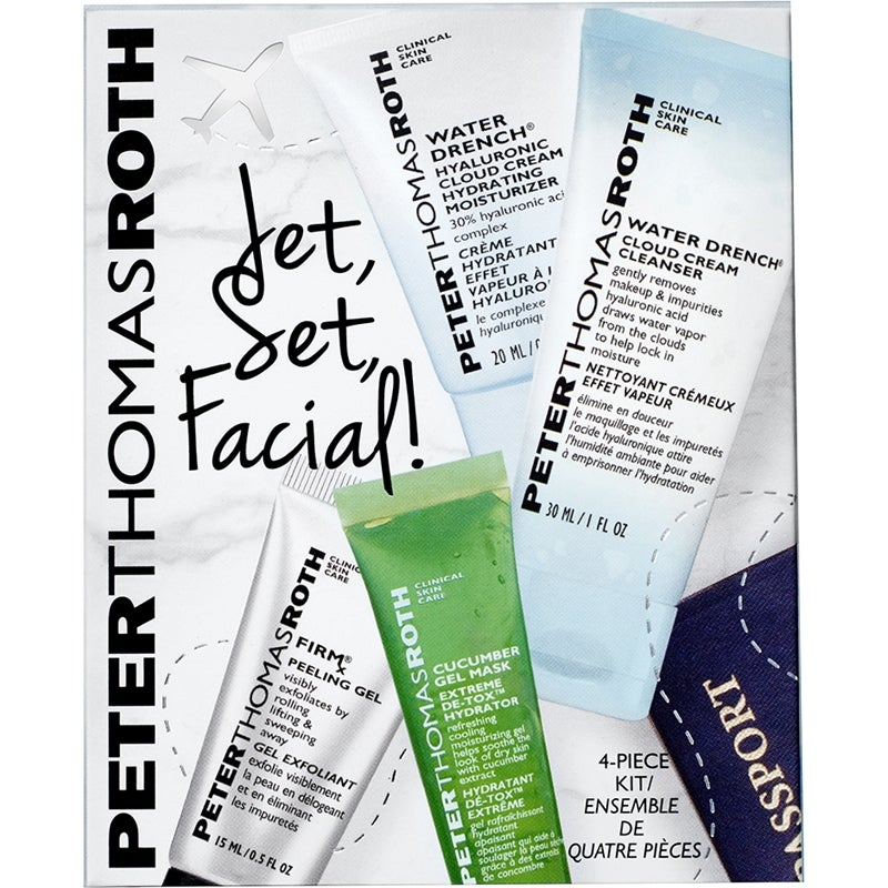 Peter Thomas Roth Jet Set Facial