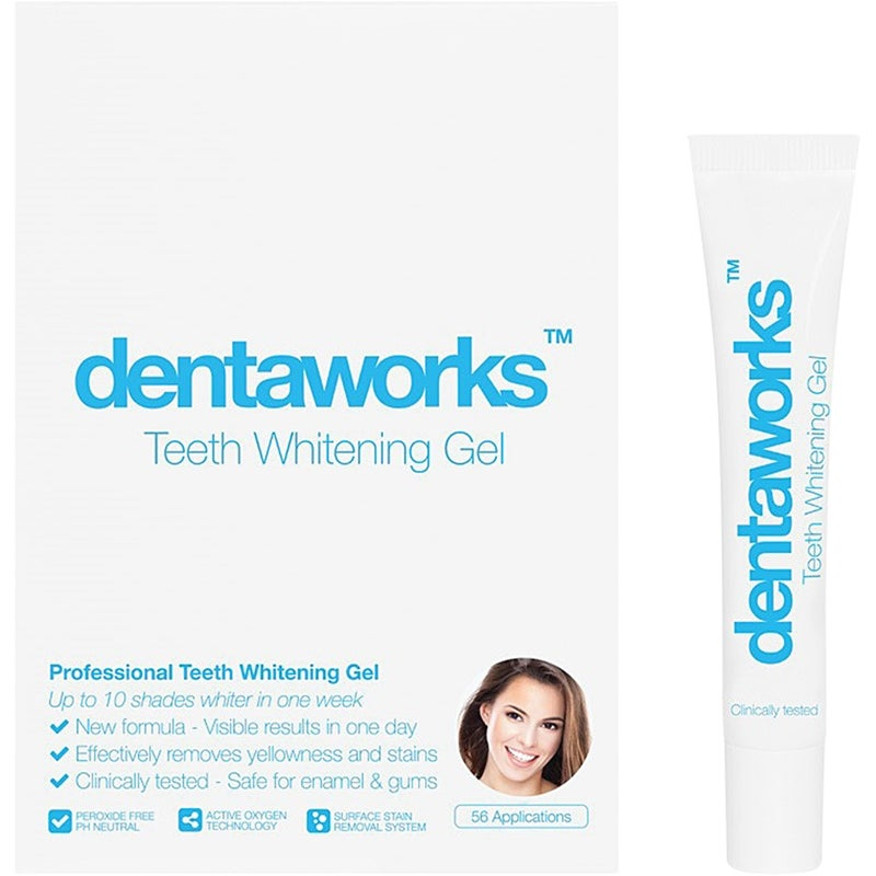 Dentaworks Teeth Whitening Gel
